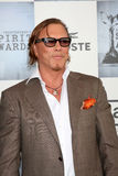 Mickey Rourke Royalty Free Stock Photography