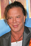 Mickey Rourke Stock Image