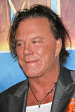 Mickey Rourke Stock Photo
