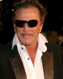 Mickey Rourke Stock Photos