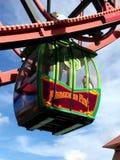 Mickeys Spaß-Rad an Disneys Kalifornien-Erlebnispark stockfotos
