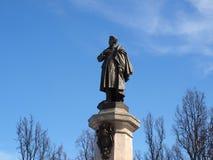 Mickiewicz-Monument Lizenzfreies Stockfoto