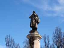 Mickiewicz monument Royalty Free Stock Photo