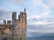 Micklegate-Turm, York stockfotografie