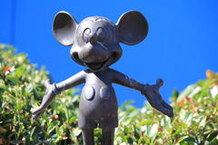 Micky Mouse in Disneyland Paris Royalty Free Stock Image
