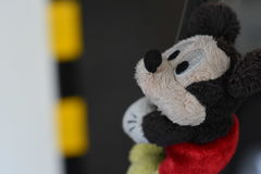 Micky mouse doll Royalty Free Stock Image