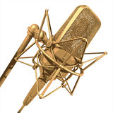 Micrófono Fotografía de archivo