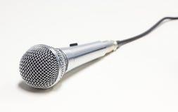 Micrófono Imagenes de archivo