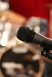 Micrófono Fotografía de archivo libre de regalías