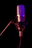 Micrófono 1 Foto de archivo