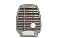 Micrófono de radio Imagenes de archivo