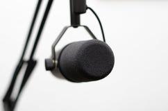 Micrófono de radio fotografía de archivo