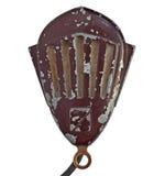 Micrófono del vintage Imagen de archivo