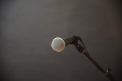 Micrófono dinámico Imagenes de archivo