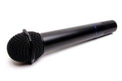 Micrófono sin cuerda Fotografía de archivo libre de regalías
