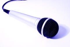 Micrófono Imagen de archivo