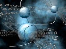 micro космоса Стоковая Фотография