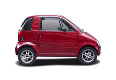 Micro car Royalty Free Stock Images