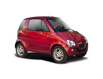 Micro car Stock Photography