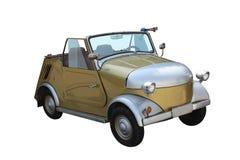 Micro car Stock Photo