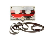 Micro Cassette Tape Stock Images