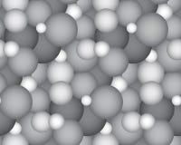 Micro- cellen naadloos patroon Royalty-vrije Stock Afbeelding