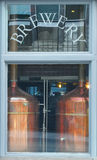 Micro cervejaria Foto de Stock