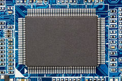 Micro chip Immagine Stock