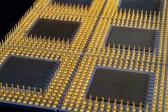 Micro chips. Stock Photos