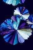 Micro cristalli 3 fotografie stock libere da diritti