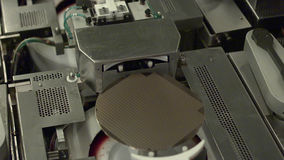 micro-elektronica stock footage