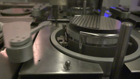 micro-elektronica stock video