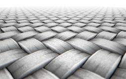 Micro Fabric Weave Stock Image