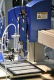 Micro fabricação eletrônica Foto de Stock Royalty Free