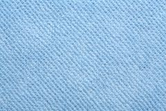 Micro fiber cloth texture Stock Photography