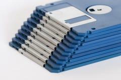 Micro Floppy disks Stock Photos