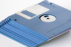 Micro Floppy disks Royalty Free Stock Image
