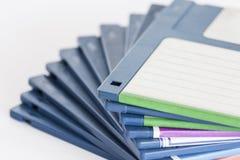 Micro Floppy disks Royalty Free Stock Photos