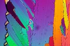 Micro- Kristal Stock Afbeelding