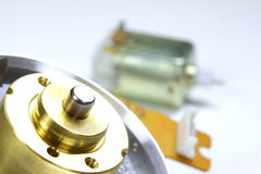 Micro motors Royalty Free Stock Photography