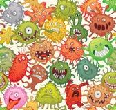 Les parasites du type les vers ronds