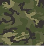 Micro pattern camouflage pattern (seamless) Stock Photos
