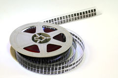Micro película fotografia de stock