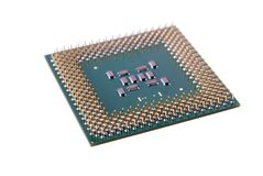 Micro Processor Stock Photography