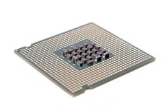 Micro Processor Royalty Free Stock Photos
