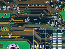 Micro tecnologia Immagine Stock