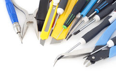 MIcro tools Royalty Free Stock Images