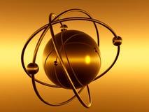 Micro universo Fotografie Stock