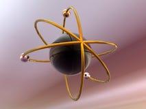 Micro universo Fotografia Stock