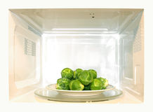 Micro wave oven royalty free stock images